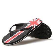 Mode Hommes D'été En Plein Air Plat Flip Flops Chaussures Respirant Occasionnels Sandales Hommes Plage Pantoufles Pour Homme Sapatos Masculino