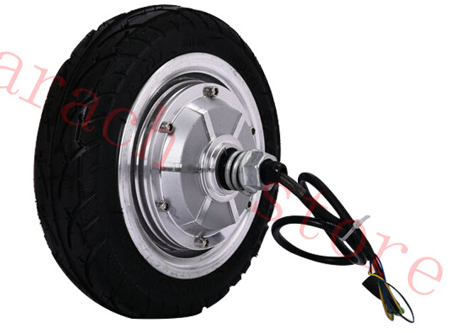 8 400W 24v electric wheel hub motor electric scooter parts electric wheel hub motor for razor electric scooter