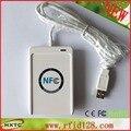 13.56 мГц RFID NFC Смарт IC Card Reader # ACR122U-A9 Читать Писатель UID Переменчивый Нулевого Сектора Карты + 5 шт. M1 Карты + SDK Комплект