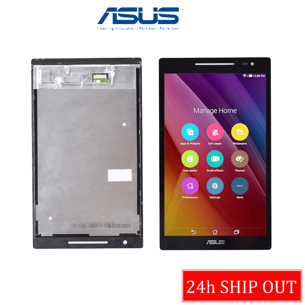 Originale Per Asus Zenpad 8.0 Z380 Z380KL Z380CX Z380C Z380M Display LCD Touch Screen Digitizer Assembly Parte di Ricambio