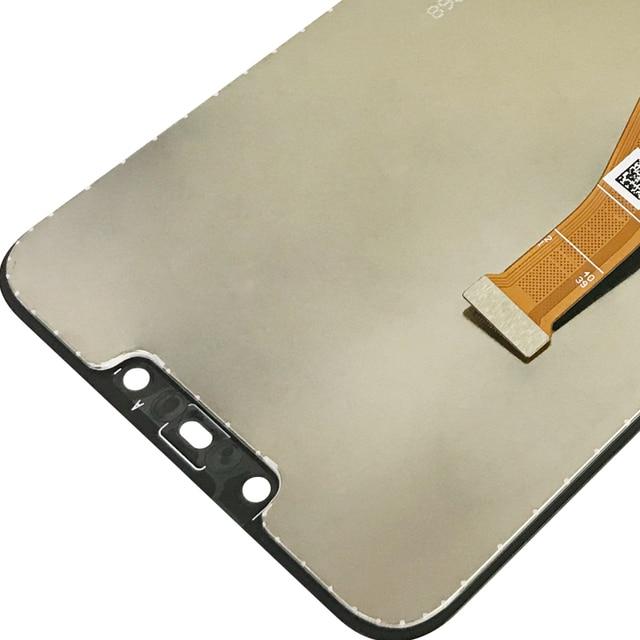 10-Touch AAA qualité LCD pour Huawei Nova 3 LCD avec cadre écran daffichage pour Huawei Nova 3 écran daffichage PAR-LX1 PAR-LX9 LCD