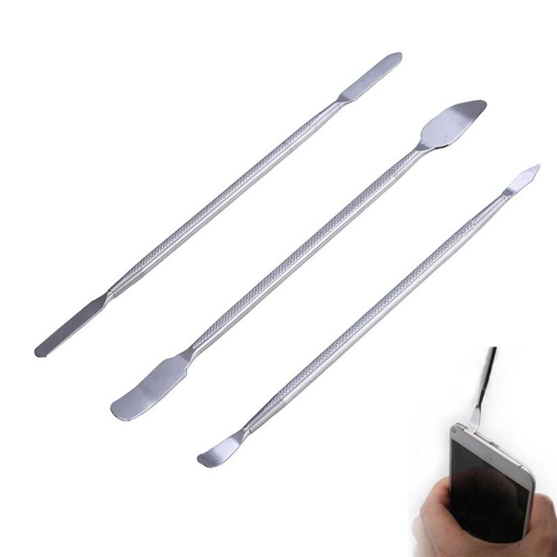 Universal Metal Spudger Pry Tools Mobile Phone Repairing Opening Tool For IPhone Laptop Tablet Smartphone Ferramentas