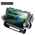 SINOSMART 10.2'' 1.6GHz Quad Core RAM 1G Android 4.4 Car Navigation GPS Player for Toyota Highlander 2008-2012 without Canbus