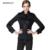 2017 Otoño Cruzado Trinchera Prendas de Vestir Exteriores Delgada Capa Femenina Marca de Algodón Sólido de manga larga de Invierno Abrigo de Las Mujeres Más El Tamaño