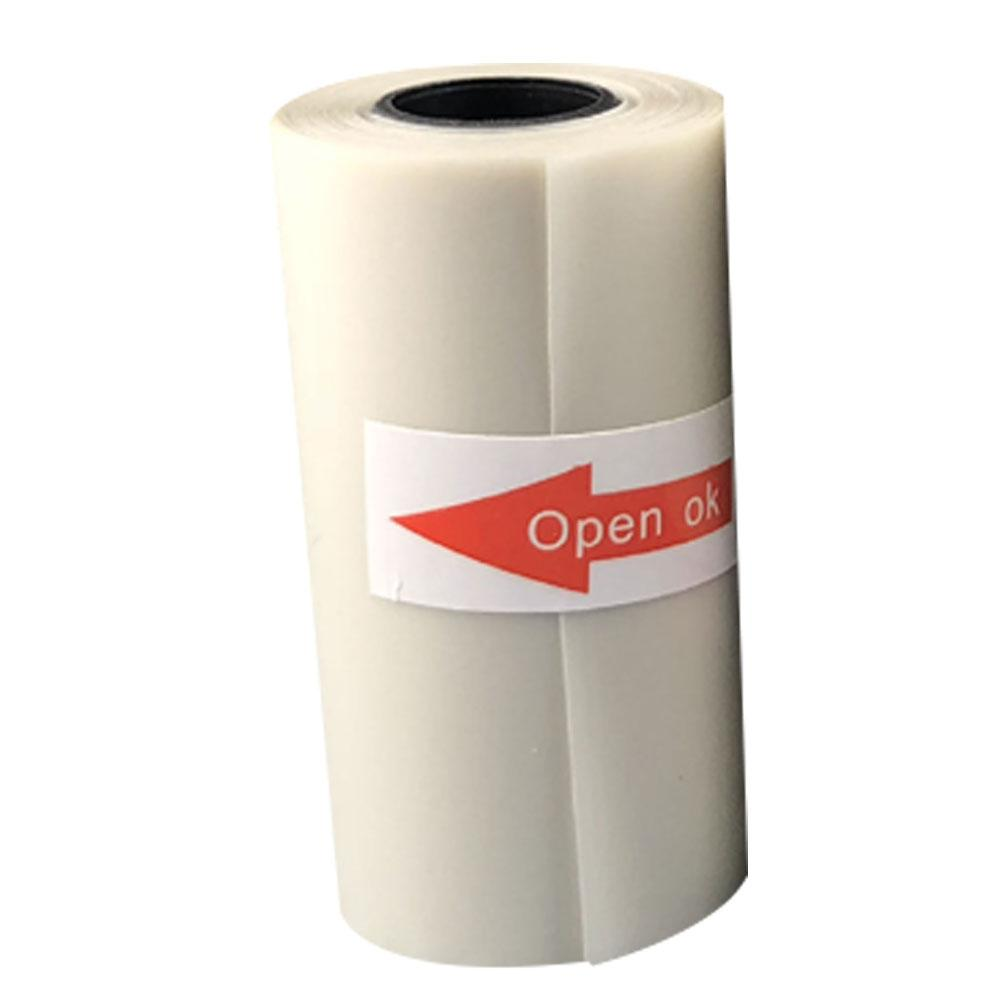 57x30mm Semi-Transparent Thermal Printing Roll Paper For Paperang Photo Printer