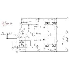 Image 5 - 1 pz Classe AB L12 55 V 120 W Singolo Canale di Potenza Audio Finito Bordo Dellamplificatore Amp con Dissipatore di calore