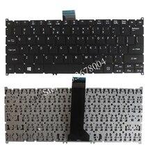الولايات المتحدة لوحة المفاتيح لشركة أيسر أسباير V5 122 V5 122P V5 132 132P V13 V3 371 E11 E3 112 E3 111 الإنجليزية محمول بدون الخلفية