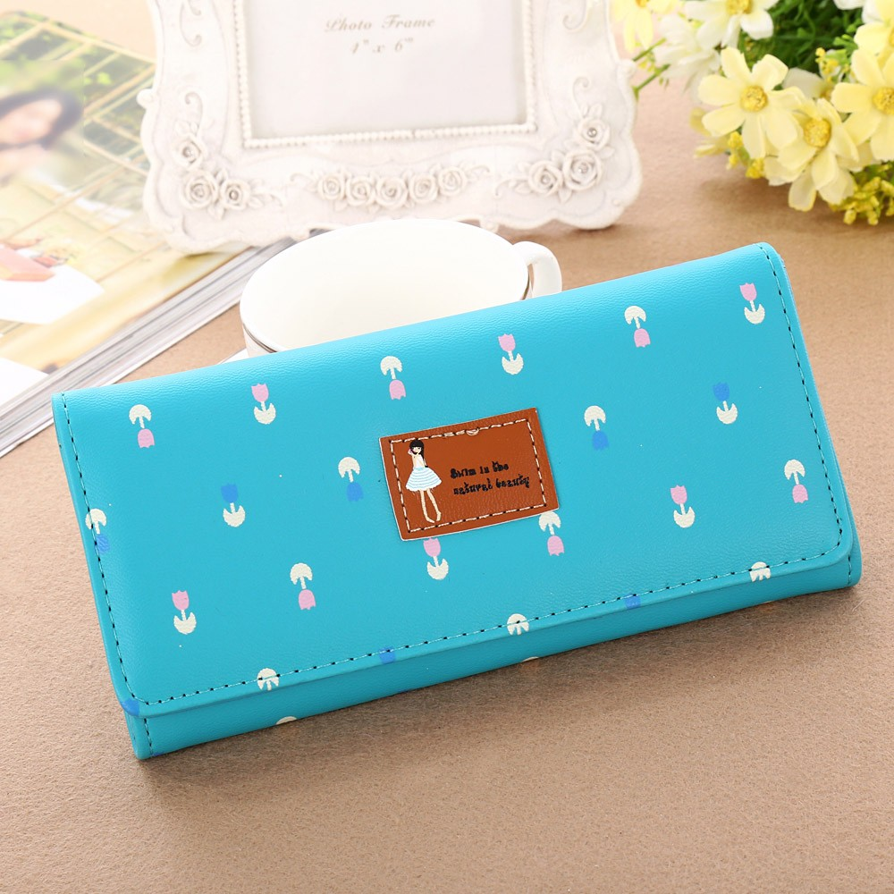 Aelicy New Envelope Clutch Large Capacity Wallet For Women PU Leather Hasp Fashion Wallet For Phone Money Bags Coin Purse 2