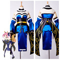 Fate/Extra CCC Caster Tamamo no mae Costume Halloween Party Cosplay Costumes Full Set Custom Made