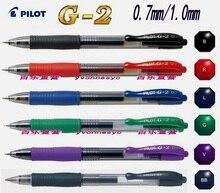 Pilot g 2 Bolígrafo De bl g2 7 unisex, de 0,7mm o 1,0mm, 10 unidades/lote
