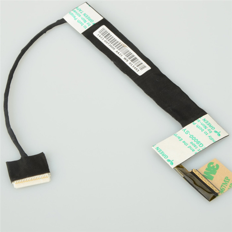 Laptops Replacements LCD Video Cable 1422-00TJ000 For Asus EEEPC Eee PC 1001PX Notebook Computer Cables Connectors F0470 нетбук asus eee pc 1005p