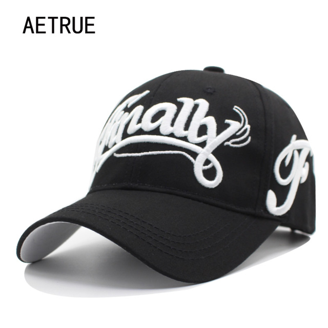 06f1b33d90e AETRUE Brand Women Baseball Caps Men Snapback Bone Hats For Men Casquette  Gorras Fashion Embroidery Cotton Letter Male Dad Caps