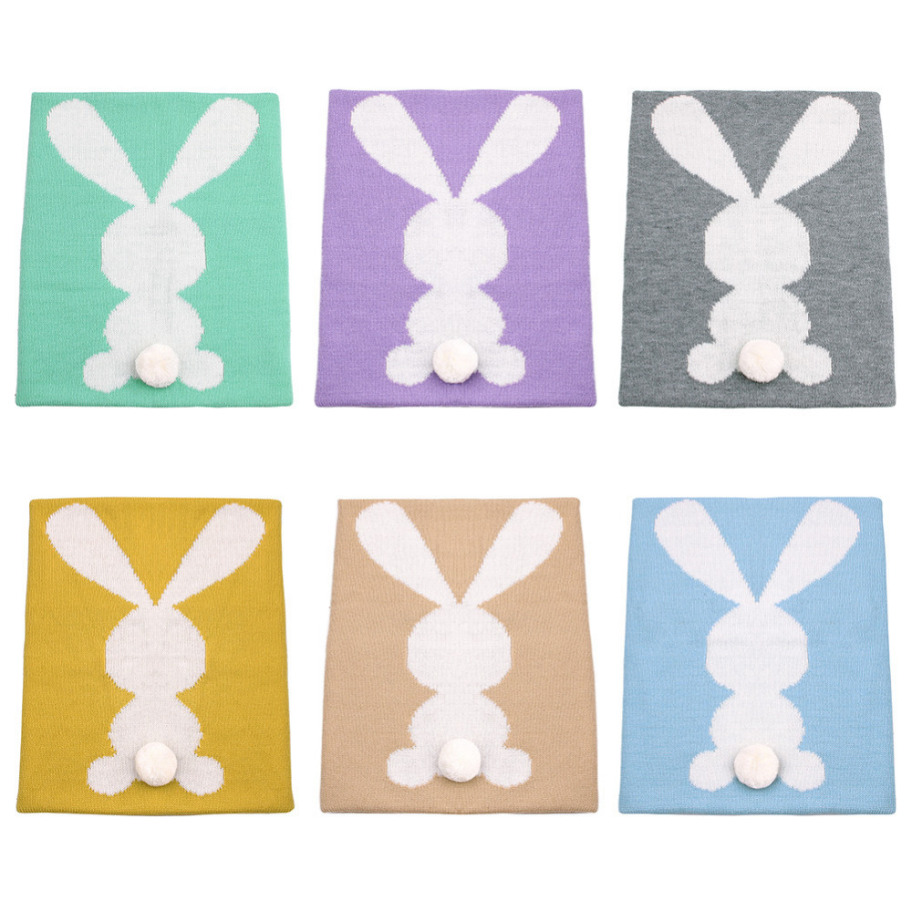 b7dc15a14be8 Buy Baby Blanket 100% Organic Cotton Knitted Blanket for Children ...