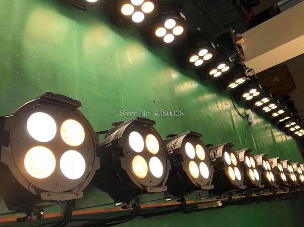 4 olhos 200W COB LED Light Par4x50