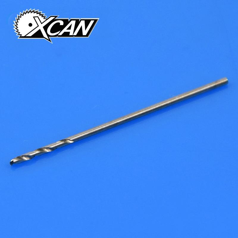 10 PCS Micro Drill Bit 0.3mm Straight Shank High Speed Steel Twist Drill Bits Mini Drill Bits P6M5 wlxy wl 0530 0 5 3 0mm high speed steel drill bit set silver 10 pcs