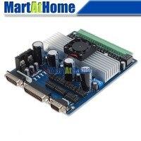4 Axis CNC Driver Controller Board Stepper Drive Board 3A Mach3 SM395 SD