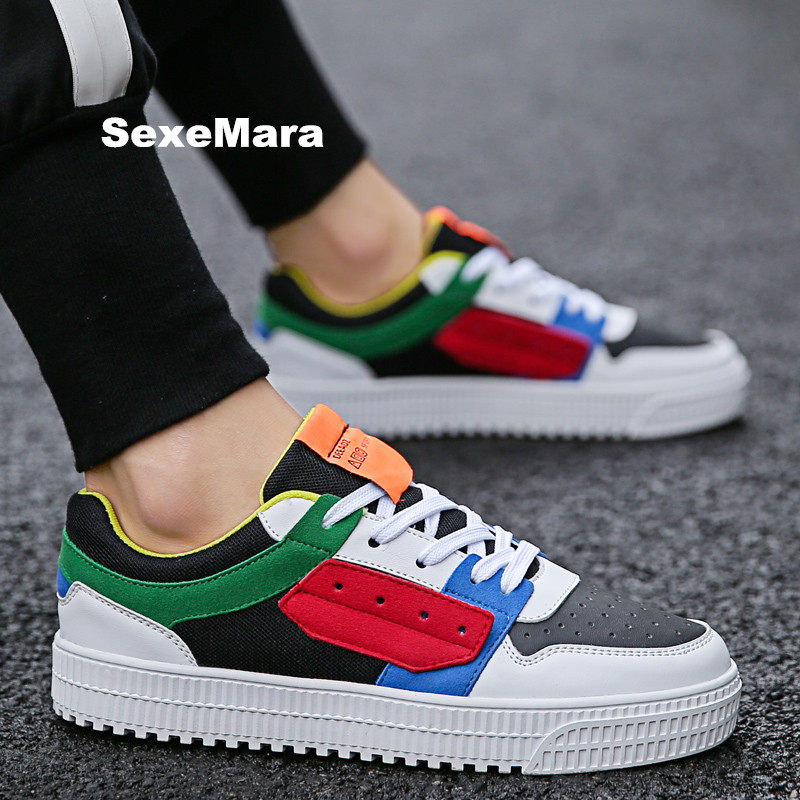 Shoes Generous New Arrival Men Shoes Height Increasing Sneakers Zapatos De Hombre Genuine Leather Skateboard Shoes Men Tenis Masculino Trainers