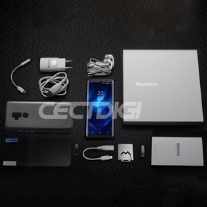 "Image 5 - Blackview S8 4 デュアルカメラスマートフォン 5.7 ""18:9 アスペクト比インフィニティスクリーンプロテクター 4 ギガバイト + 64 ギガバイト MTK6750T オクタコア指紋 4 グラム携帯電話"