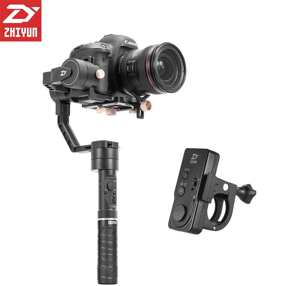 Zhiyun Crane plus 3-Axis Handheld Camera Gimbal Stabilizer POV Mode for Nikon/Canon Sony A7/Panasonic LUMIX Mirrorless DSLR bestablecam h4 rtf brushless handheld encoder mirrorless digital camera gimbal gyro stabilizer for gh3 gh4 a7s nex5 bmpcc