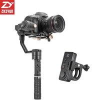 Zhiyun Crane Plus 3 Axis Handheld Camera Gimbal Stabilizer POV Mode For Nikon Canon Sony A7