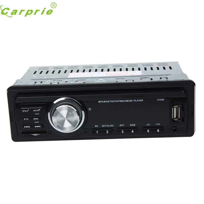 New Arrival Car Radio Player Car Stereo In-Dash MP3 Player USB SD AUX input FM Receiver
