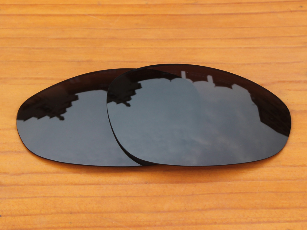 Black Polarized Replacement Lenses For A Wire Sunglasses