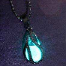 Glow in Dark Pendant Necklace