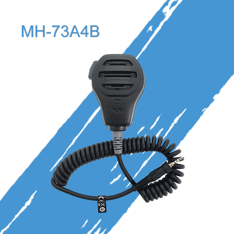 Suitable for Yaesu MH-73A4B Original Waterproof Microphone in Hand VX-6R 7R Microphone Handheld Microphone