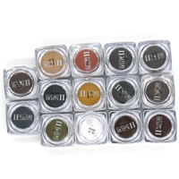 PCD Professional Eyebrow Micro Tattoo Ink Set Lips Microblading Permanent Makeup Pigment Colorfastness 1 Piece 14