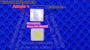 Image 1 - UNI LED Backlight 2W 6V 3535 165LM Cool white MSL 639DHZW KL LCD Backlight for TV TV Application