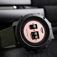 SKMEI Fashion Creative Outdoor Sport Watch Men Waterproof Luxury Military Digital Wrist watches relogio masculino