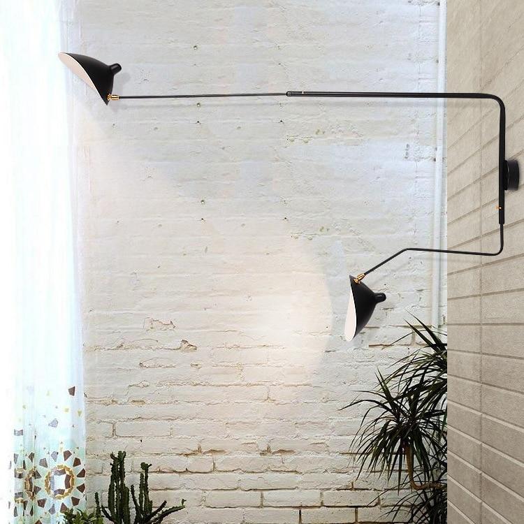 Vintage retro loft wall lamp bedroom bedside aisle corridor pub balcony bar club cafe light bra creative indoor wall sconce цена