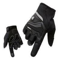 Winter Men's Cycling Gloves Full Finger GEL Pad Shockproof MTB Mountain Bike Bicycle Glove Muntain Black Gloves