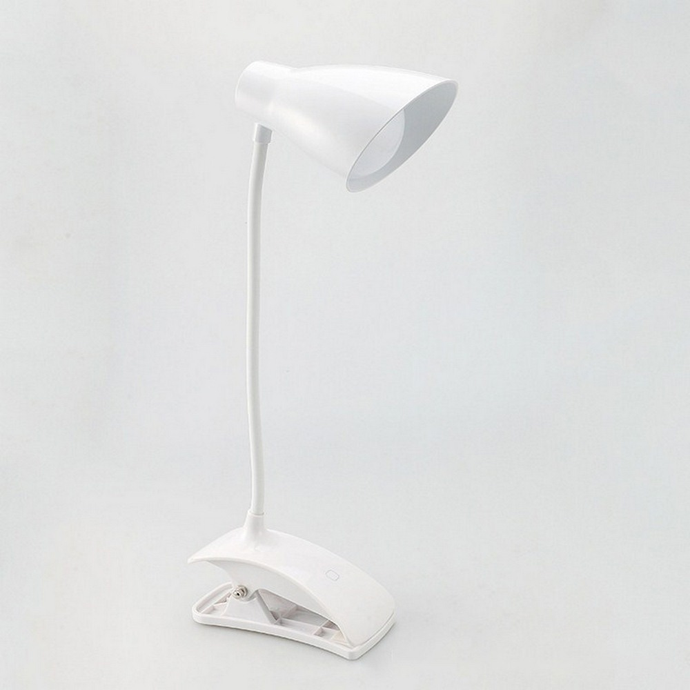 USB Rechargeable New Straight Clip Retro Headlight Led Table Lamps LED Touch On/off Switch Desk Lamp