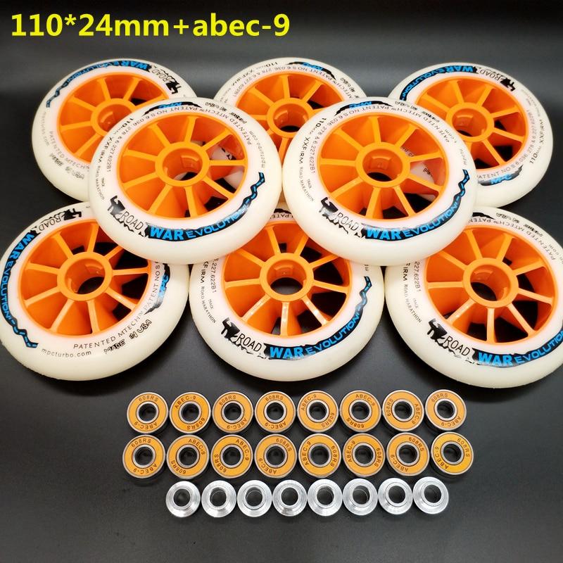 Free Shipping Speed Skates Wheel 100mm 110mm/110mm Speed Skates Wheel