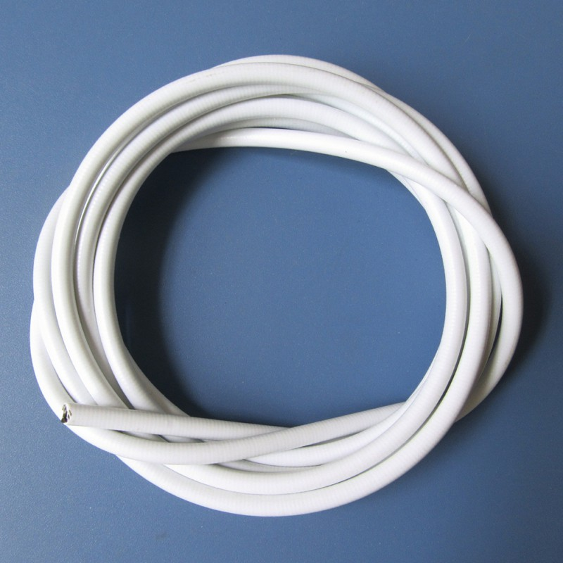 Simple Curtain Decor Accessories Curtain Wire White Window Cord Cable 1/2/3 m Curtain String Set With 2 Fish Eyes And 2 Hooks