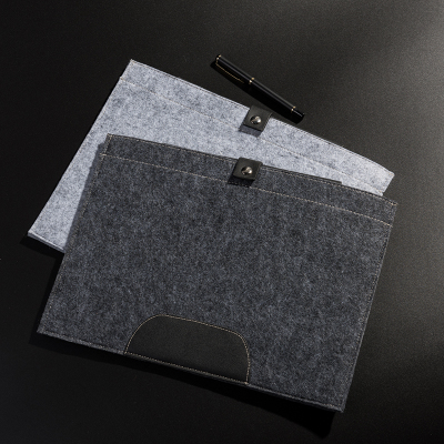 Office Business Document Bag A4 Paper File Organizer File Bag For Documents