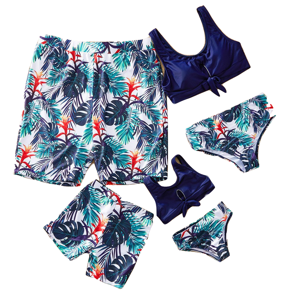 2020 mujer Summer family couples   board     shorts   sweat liner beach   short   swimwear men siwmming trunks water sports swimsuits