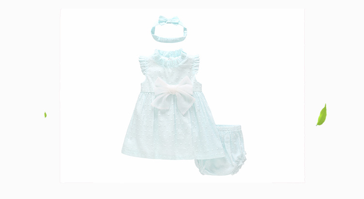7b5478d822779 2019 Vlinder Baby Girl Dress Baby Clothes Summer Princess Style Cute Bow  Tie Dress Newborn Short Sleeves Infant Dresses Set From Laurul, $29.83 | ...