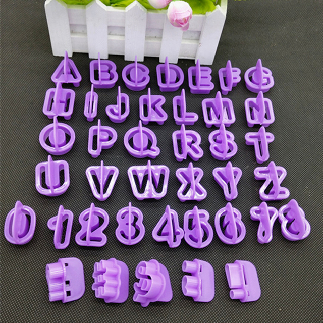 Cookie Cutters Alphabet Letter Number cool kitchen appliances