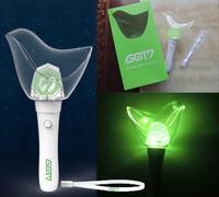 2019 World Tour Keep Concert Lightstick for KPOP Got7 Mark Jackson Light Stick Ver.2 Model Toy Fans Gift in Box Luminous Toy