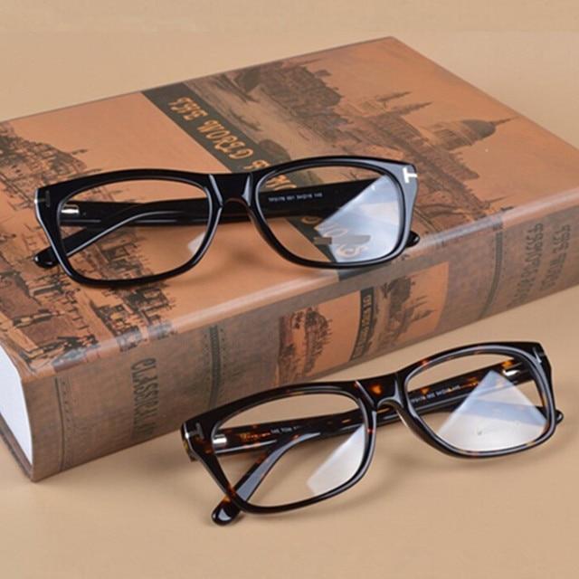Free shipping TOM TF5176 glasses optics eyeglasses frame brand Genuine fashion men /women  tf Retro Board frame glasses
