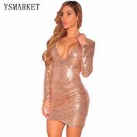 2016 Sexy Women Summer Party Club Dress Champagne Vestido De Festa On Sale Bling Us Long