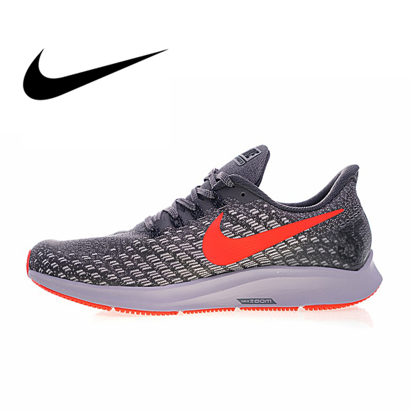 95cfaa85d Nike Air Zoom Pegasus 35 Men s Breathable Running Shoes Outdoor Sneakers  Designer Athletic Good Quality 2018