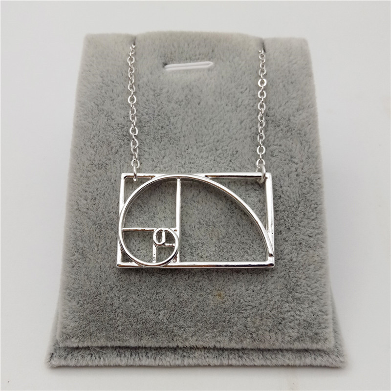 Elfin New Science Jewelry Fibonacci Neck
