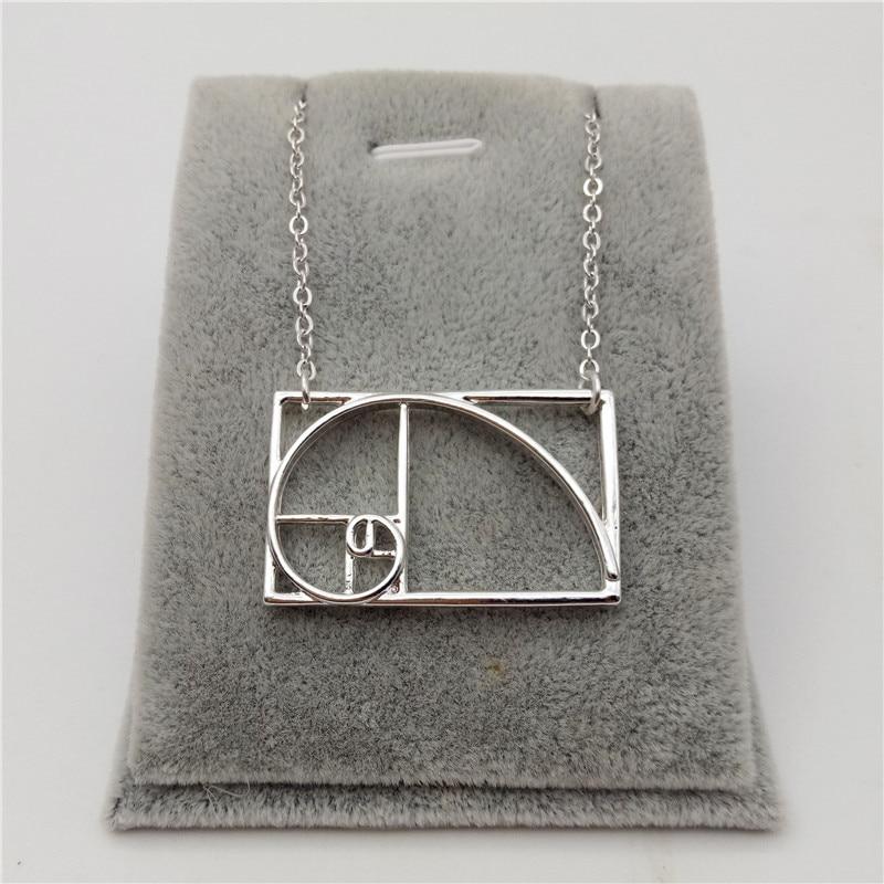 Elfin New Science Jewelry Fibonacci