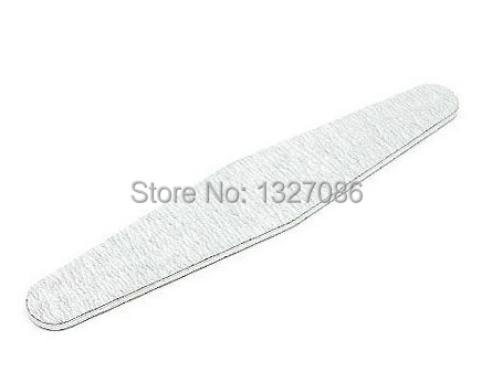 Diamond Emery File 50pcs/lot Emery Board Grey Sandpaper 80-100 Nail Files for Nail Tools