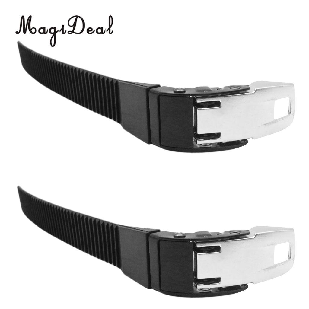 Roller Disco Leather Belt