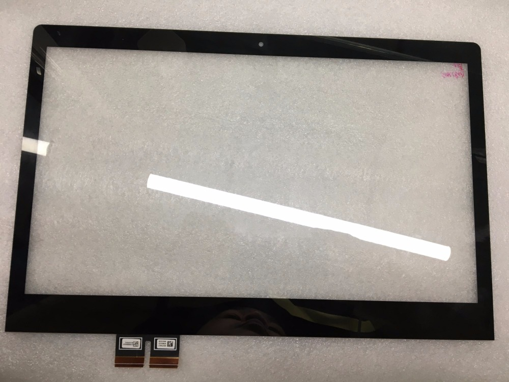 GrassRoot 14 pouces LCD Écran Tactile Digitizer Verre Panneau Avant pour Lenovo Flex 4-14 de yoga 510-14 1920*1080 Seulement Écran Tactile