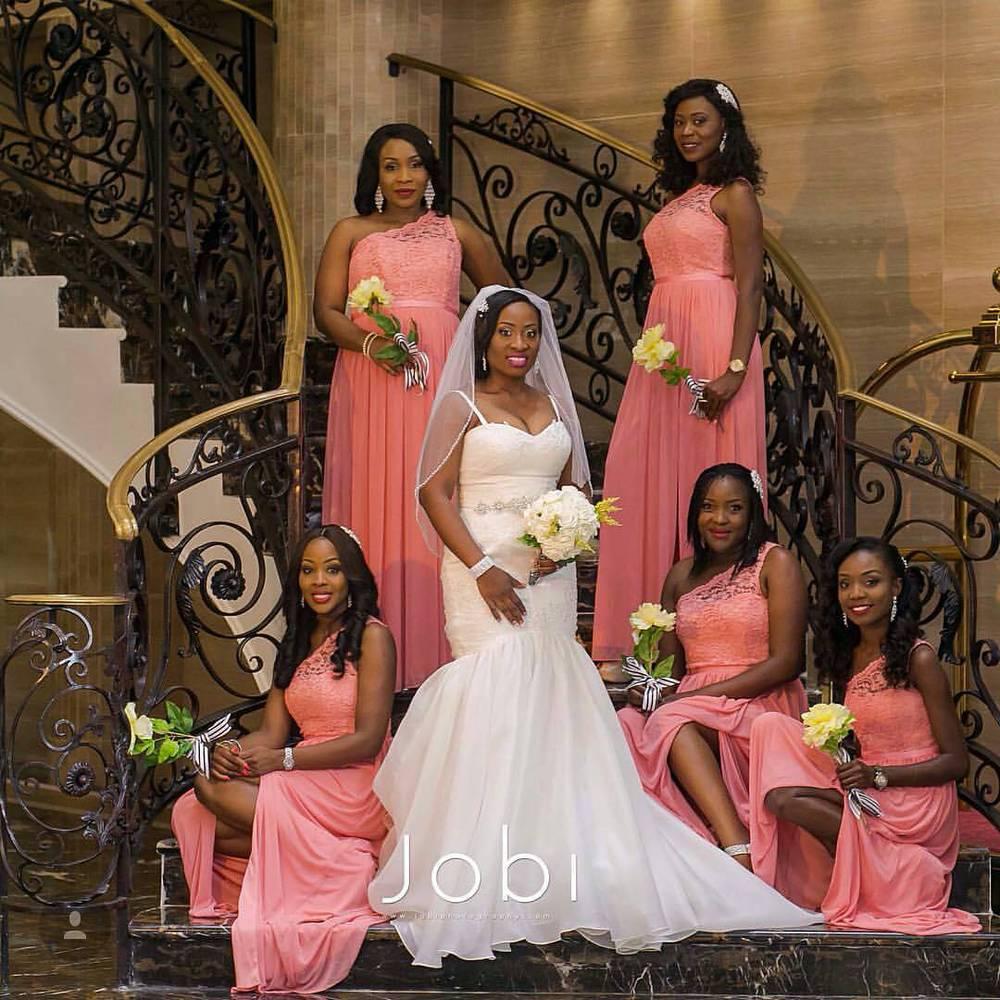 Peach colored bridesmaid dresses for sale flower girl dresses peach colored bridesmaid dresses for sale 105 ombrellifo Gallery